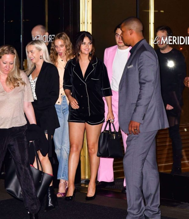 Selena Gomez: Outside The Dead Dont Die After Party-03