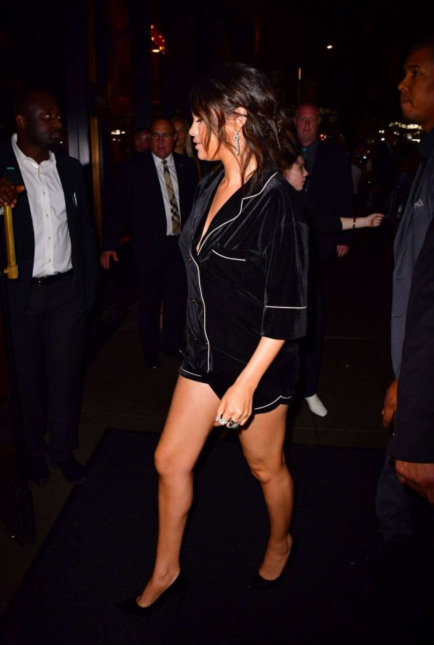 Selena Gomez 2019 : Selena Gomez: Outside The Dead Dont Die After Party-04