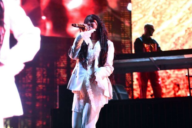 Selena Gomez: Performs on the Outdoor Stage at Coachella -03