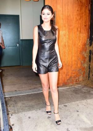 Selena Gomez Hot at Polo Ralph Lauren Spring 2016 NYFW -17