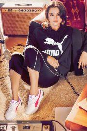 Selena Gomez - Puma Cali Chase 2019 adds