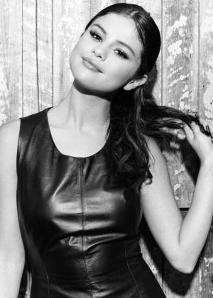 Selena Gomez: Ralph Lauren NYFW Portraits 2015 -07