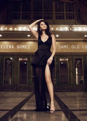 Selena Gomez - 'Revival' Photoshoot