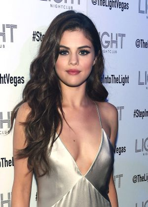 Selena Gomez - Revival Tour Kick-Off After Party in Las Vegas