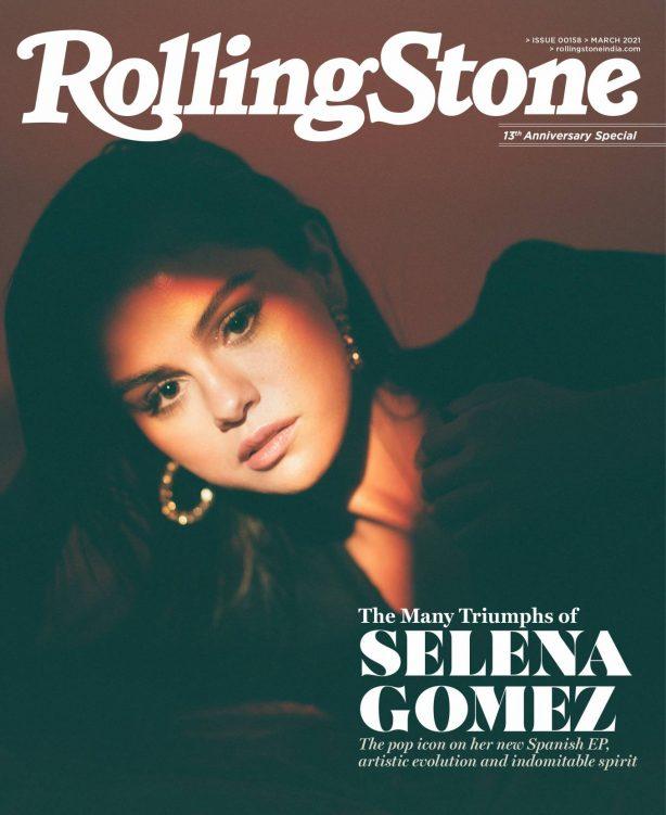 Selena Gomez - Rolling Stone (India March 2021)