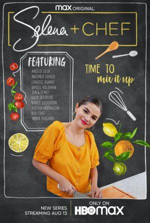 Selena Gomez - Selena Chef Promos (August 2020)