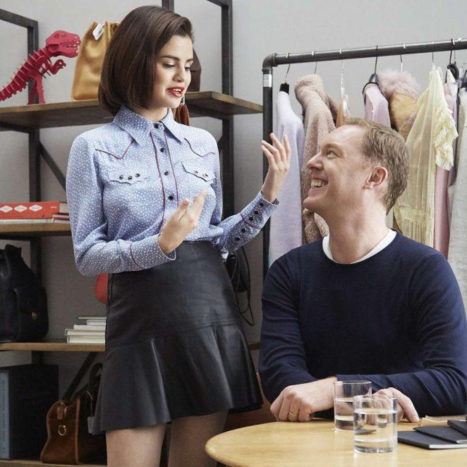 Selena Gomez - Selena Gomez x Coach Collection (Fall 2018)