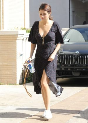 Selena Gomez - Shopping Candids in Beverly Hills