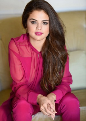 Selena Gomez - SiriusXM Hits 1's The Morning Mash Up Broadcast From The SiriusXM Studios in LA