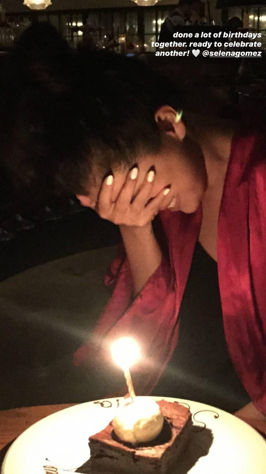 Selena Gomez 2020 : Selena Gomez – Social media-27