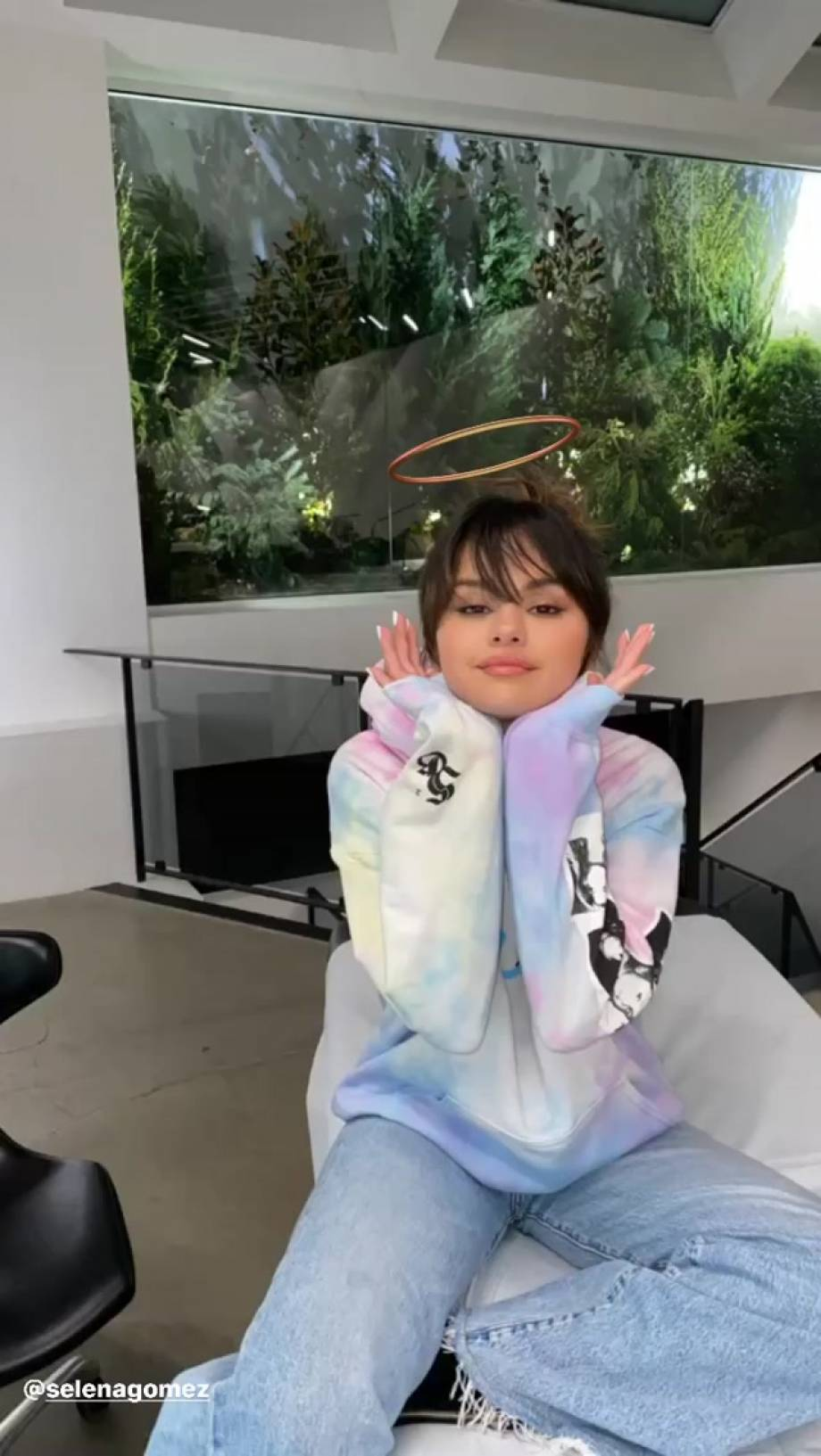 Selena Gomez 2020 : Selena Gomez – Social media-47
