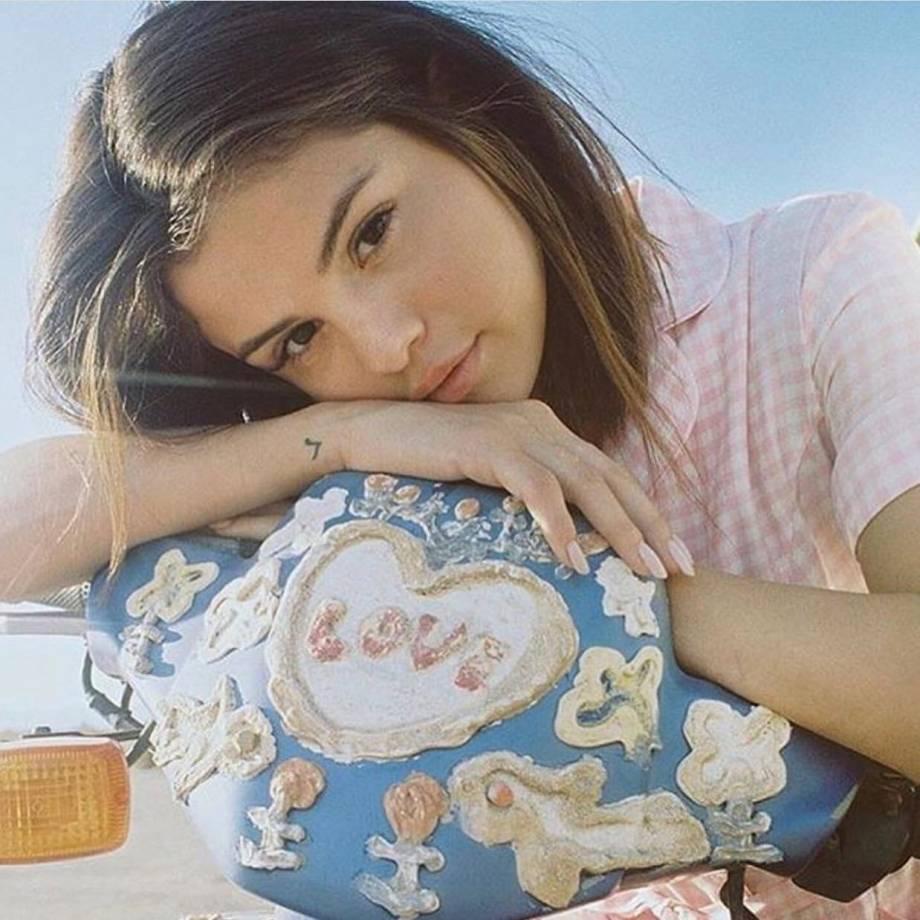 Selena Gomez 2020 : Selena Gomez – Social media-49