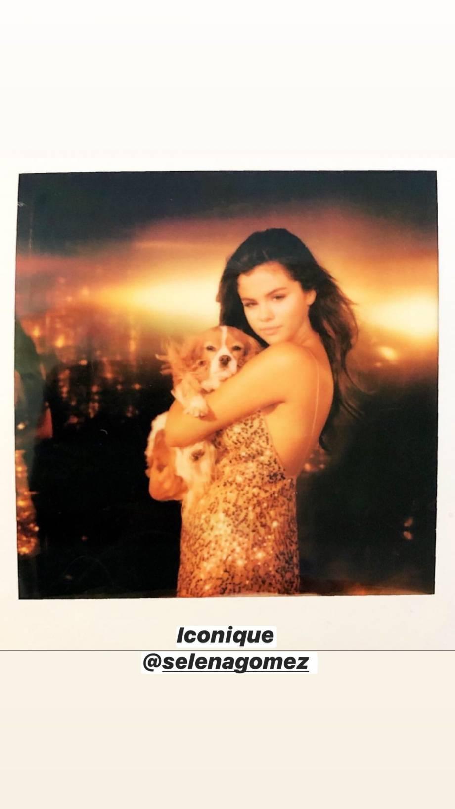 Selena Gomez 2020 : Selena Gomez – Social media-80