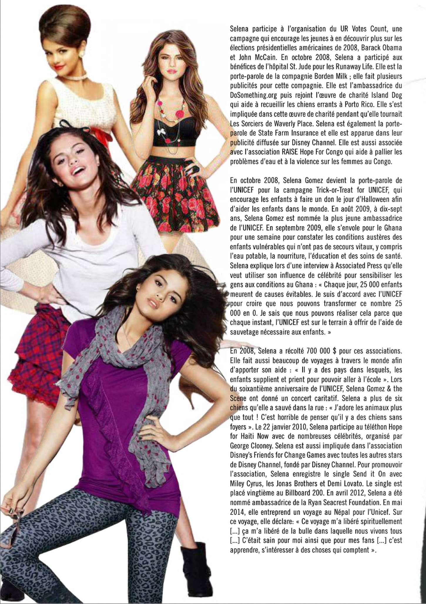 Selena Gomez 2015 : Selena Gomez: Stars Posters 2015 -01