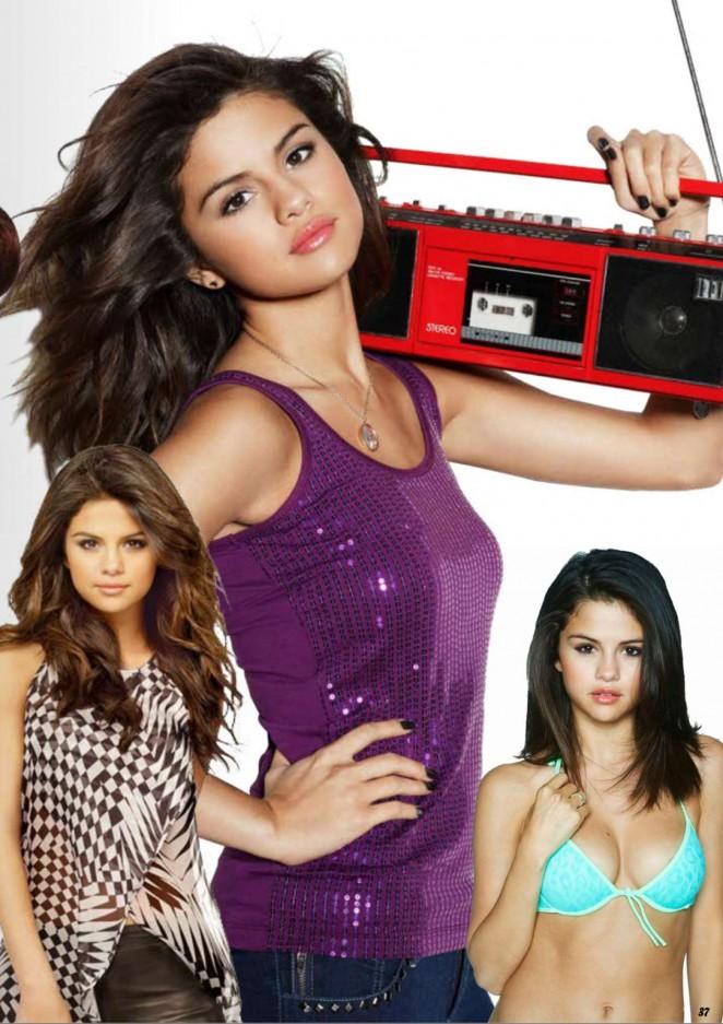 Selena Gomez - Stars Posters Magazine 2015