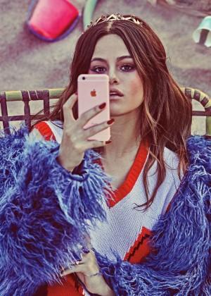 Selena Gomez: W Magazine 2016 -13