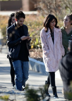 Selena Gomez in Tights -02