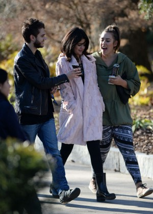 Selena Gomez in Tights -03