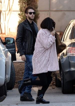 Selena Gomez in Tights -05
