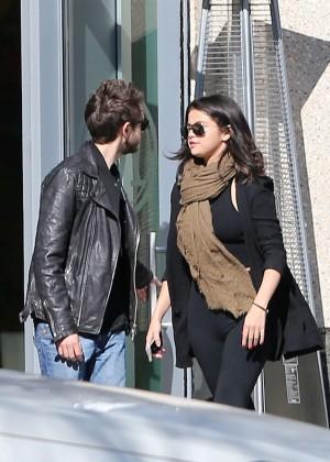 Selena Gomez in Tights -07