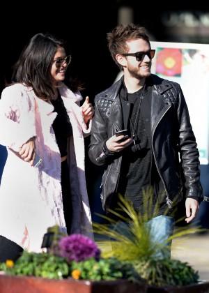 Selena Gomez in Tights -14