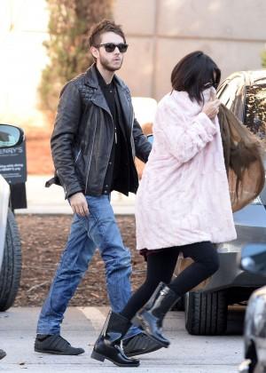 Selena Gomez in Tights -15