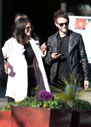 Selena Gomez in Tights -27