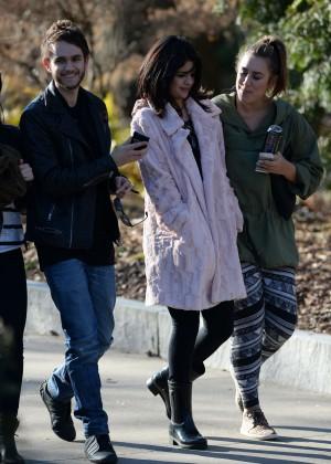 Selena Gomez in Tights -31