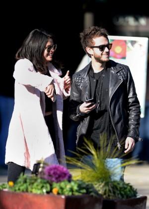 Selena Gomez in Tights -33
