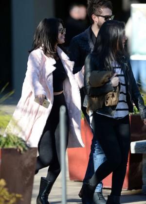 Selena Gomez in Tights -36