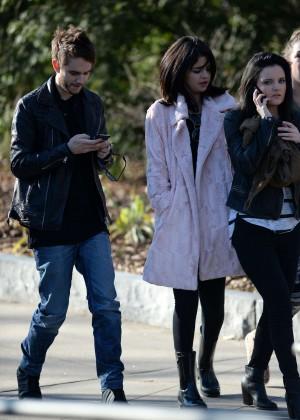 Selena Gomez in Tights -38