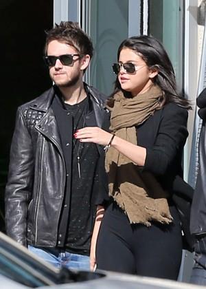 Selena Gomez in Tights -39