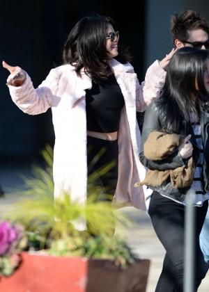 Selena Gomez in Tights -40