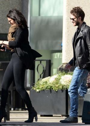 Selena Gomez in Tights -44