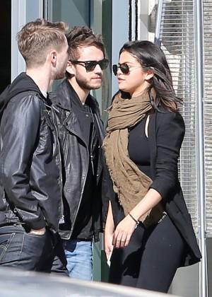 Selena Gomez in Tights -45