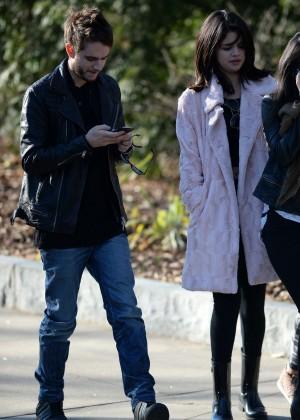 Selena Gomez in Tights -52