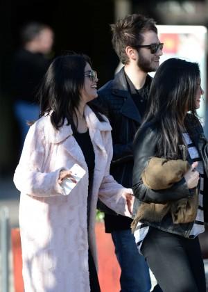 Selena Gomez in Tights -57