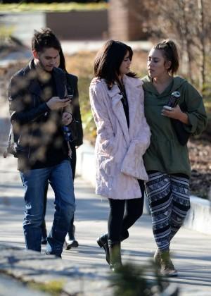 Selena Gomez in Tights -63
