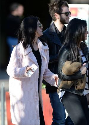 Selena Gomez in Tights -66
