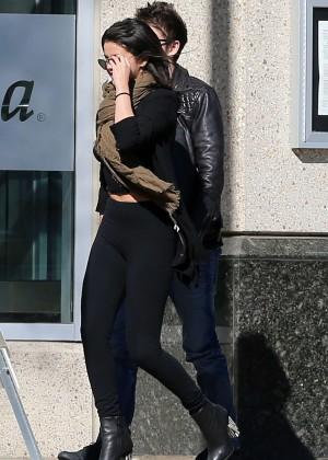 Selena Gomez in Tights -68