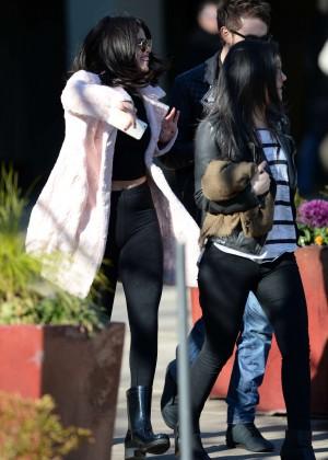 Selena Gomez in Tights -71