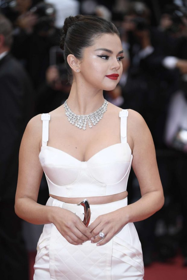 Selena Gomez - 'The Dead Don't Die' Premiere and Opening Ceremony at 2019 Cannes Film Festival