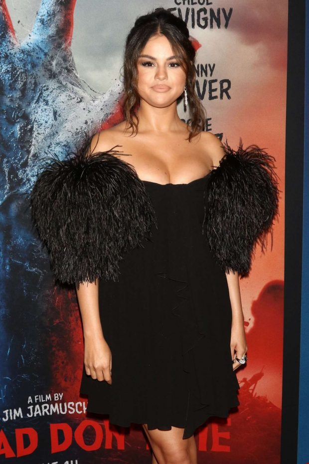 Selena Gomez - 'The Dead Don't Die' Premiere in New York