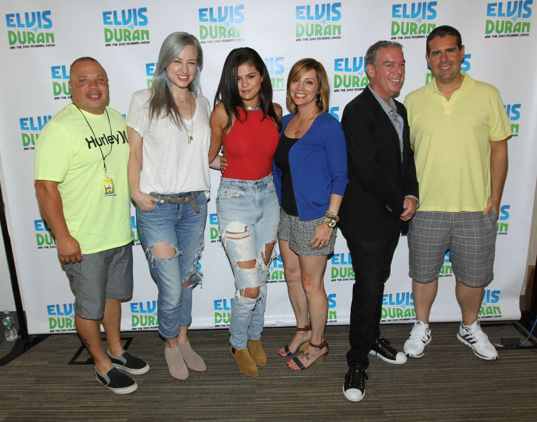 Selena Gomez: The Elvis Duran Z100 Morning Show -06   GotCeleb
