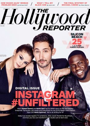 Selena Gomez - The Hollywood Reporter (July 2016)