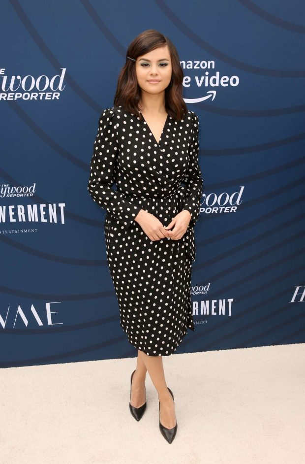 Selena Gomez: The Hollywood Reporters Empowerment In Entertainment Event 2019 -08
