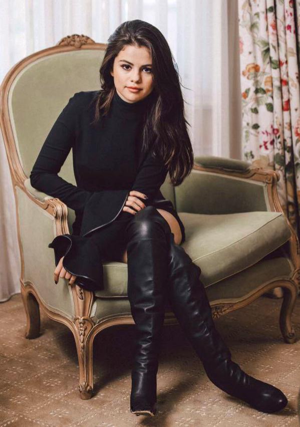 Selena Gomez - The New York Times 2015