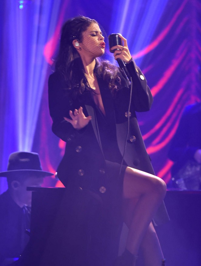 Selena Gomez The Tonight Show Starring Jimmy Fallon 29