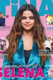 Selena Gomez - Tina Magazine Netherlands Cover (January 2020)