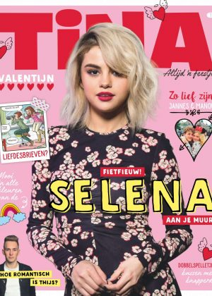 Selena Gomez - Tina Netherlands Magazine (January 2018)